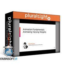 دانلود PluralSight Animation Fundamentals: Animating Varying Weights