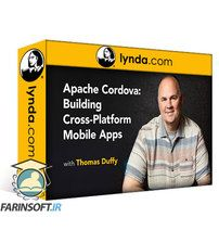 دانلود Lynda Apache Cordova: Building Cross-Platform Mobile Apps