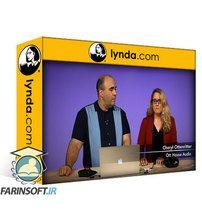 دانلود Lynda Premiere Pro Guru: Working with Audio