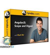 دانلود Lynda AngularJS: Scope and Digest