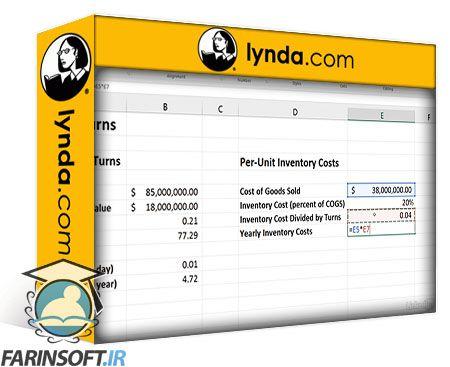 دانلود Lynda Excel 2016: Business Process Analysis