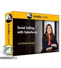 دانلود Lynda Social Selling with Salesforce