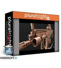 دانلود PluralSight Modeling an Assault Rifle in Blender
