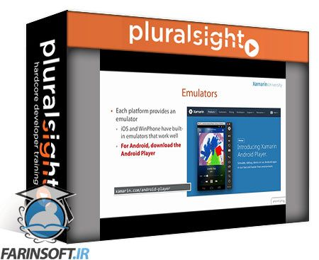دانلود PluralSight XAML for Xamarin.Forms