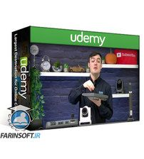 دانلود Udemy Building a Video Studio for live streaming and recording