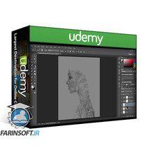 دانلود Udemy The most popular techniques in Photoshop