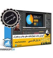 دانلود ایران یادگیری آموزش ساخت اینفوگرافیک های جذاب و متحرک با Edge Animate – به زبان فارسی