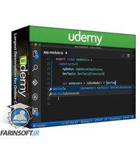 دانلود Udemy Build Enterprise Applications with Angular 2 (and Angular 4)