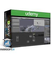 دانلود Udemy Car design in Blender
