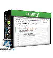 دانلود Udemy Data Analysis with Pandas and Python