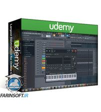 دانلود Udemy Make Your First Future Bass Track – In FL Studio