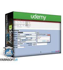 دانلود Udemy Microsoft Access VBA, Design and Advanced Methods Workshop 3