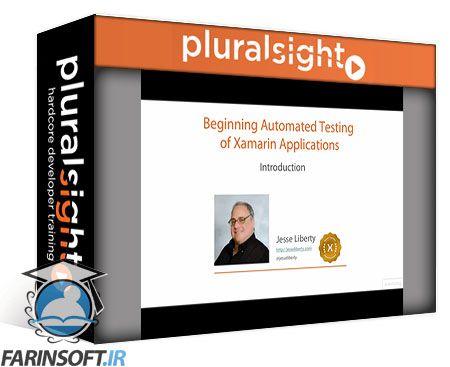 دانلود PluralSight Beginning Automated Testing of Xamarin Applications