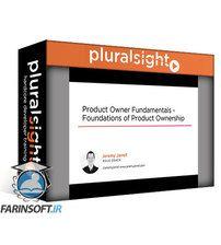 دانلود PluralSight Product Owner Fundamentals – Foundations of Product Ownership