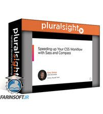 دانلود PluralSight Speeding up Your CSS Workflow with Sass and Compass