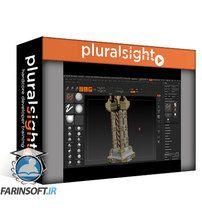 دانلود PluralSight Sculpting Modular Structures in ZBrush