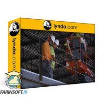 دانلود Lynda Construction Management: Safety & Health