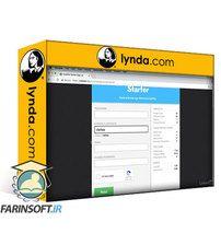 دانلود Lynda HTML & CSS: Creating Forms