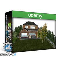دانلود Udemy Design your Garden using Sketchup