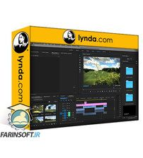 دانلود Lynda Video and Audio for Designers with Creative Cloud