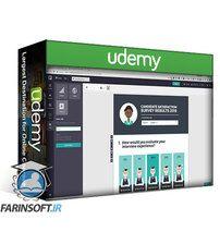 دانلود Udemy Create Professional Looking Infographics With No Experience