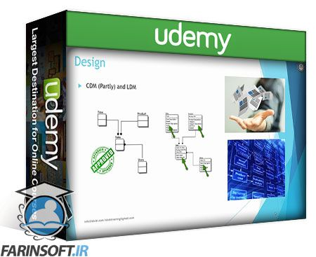 دانلود Udemy Data Warehouse Development Process