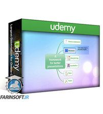 دانلود Udemy Master Presentation Design Framework With A Proven System
