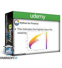 دانلود Udemy Python for Financial Analysis and Algorithmic Trading