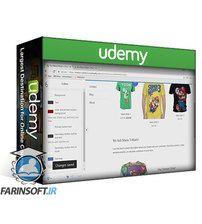 دانلود Udemy Shopify – Build Your Very First E-Commerce Website Online