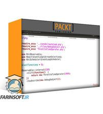 دانلود PacktPub Advanced Concepts of PHP Reactive Programming