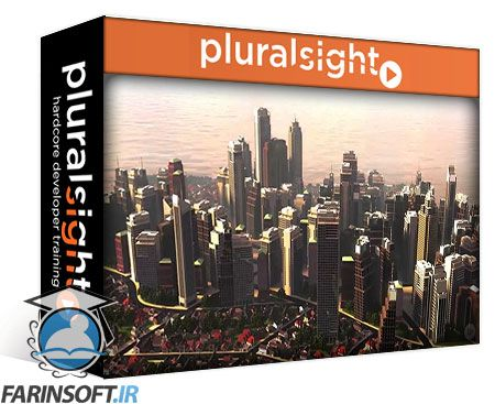 دانلود PluralSight Procedural Cities with Houdini and Python