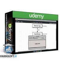 دانلود Udemy Electron for Desktop Apps: The Complete Developer's Guide