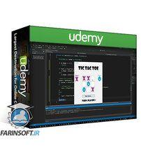 دانلود Udemy Learn To Program Tic-Tac-Toe with C# and Visual Studio