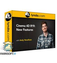 دانلود Lynda Cinema 4D R19: New Features