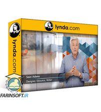 دانلود Lynda Running a Design Business: Selling Design to Clients