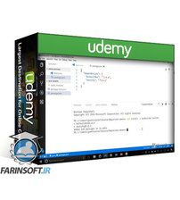 دانلود Udemy Microsoft Virtual Academy Creating Bots in the Microsoft Bot Framework using Node.js