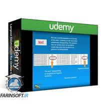 دانلود Udemy Technics Publications Text Analytics
