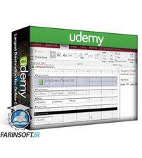 دانلود Udemy Access 2016 – The Complete Microsoft Access Beginners Course