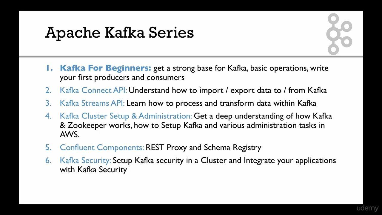 Udemy Kafka Security