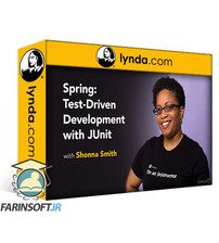 دانلود Lynda Spring: Test-Driven Development with JUnit