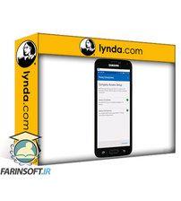 دانلود Lynda Windows 10: Provision and Manage Mobile Devices