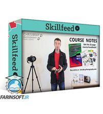 دانلود Skillshare Photography for beginners: landscape, portrait, composition, ISO, Lighting, exposure, aperture…