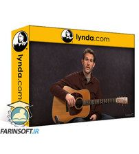 دانلود Lynda Acoustic Guitar Lessons: 3 Rhythm & Voicings