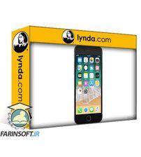 دانلود Lynda iOS 11: iPhone and iPad New Features