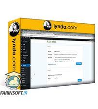 دانلود Lynda WordPress: Plugin Development