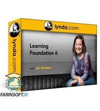 دانلود Lynda Learning Foundation 6