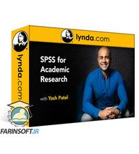 دانلود Lynda SPSS for Academic Research