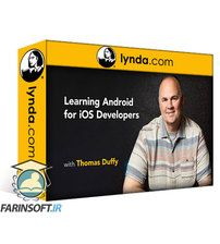 دانلود Lynda Learning Android for iOS Developers