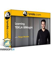دانلود Lynda Learning Tekla BIMsight
