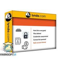 دانلود Lynda Cybersecurity Awareness: Malware Explained